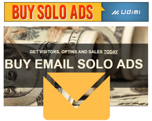 Udimi Solo Ads Traffic Get visitors Opt ins and Sales today