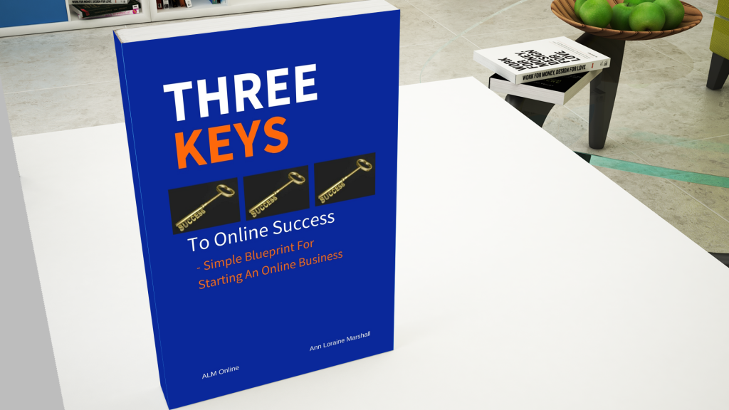 Three Keys to Online Success