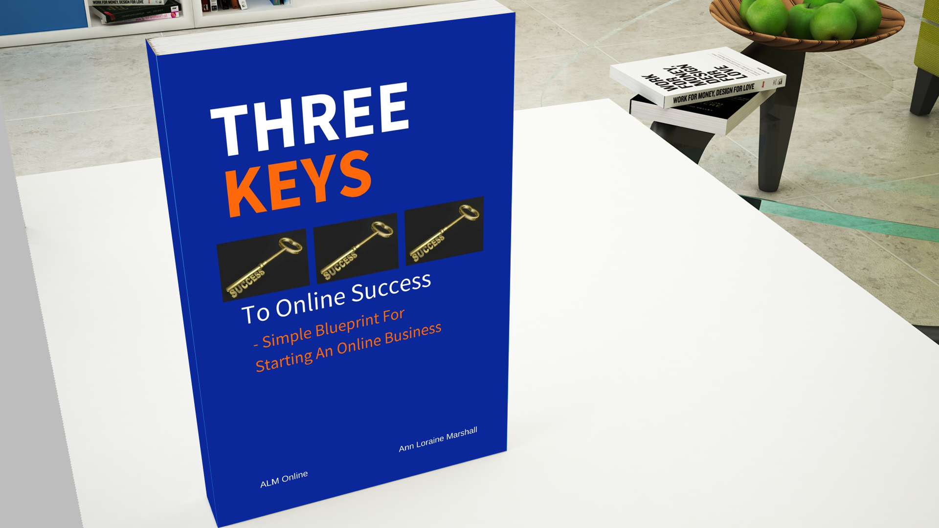 Three Keys to Online Success