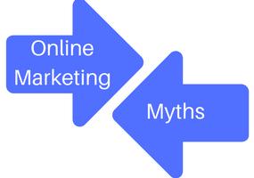 Online Marketing myths